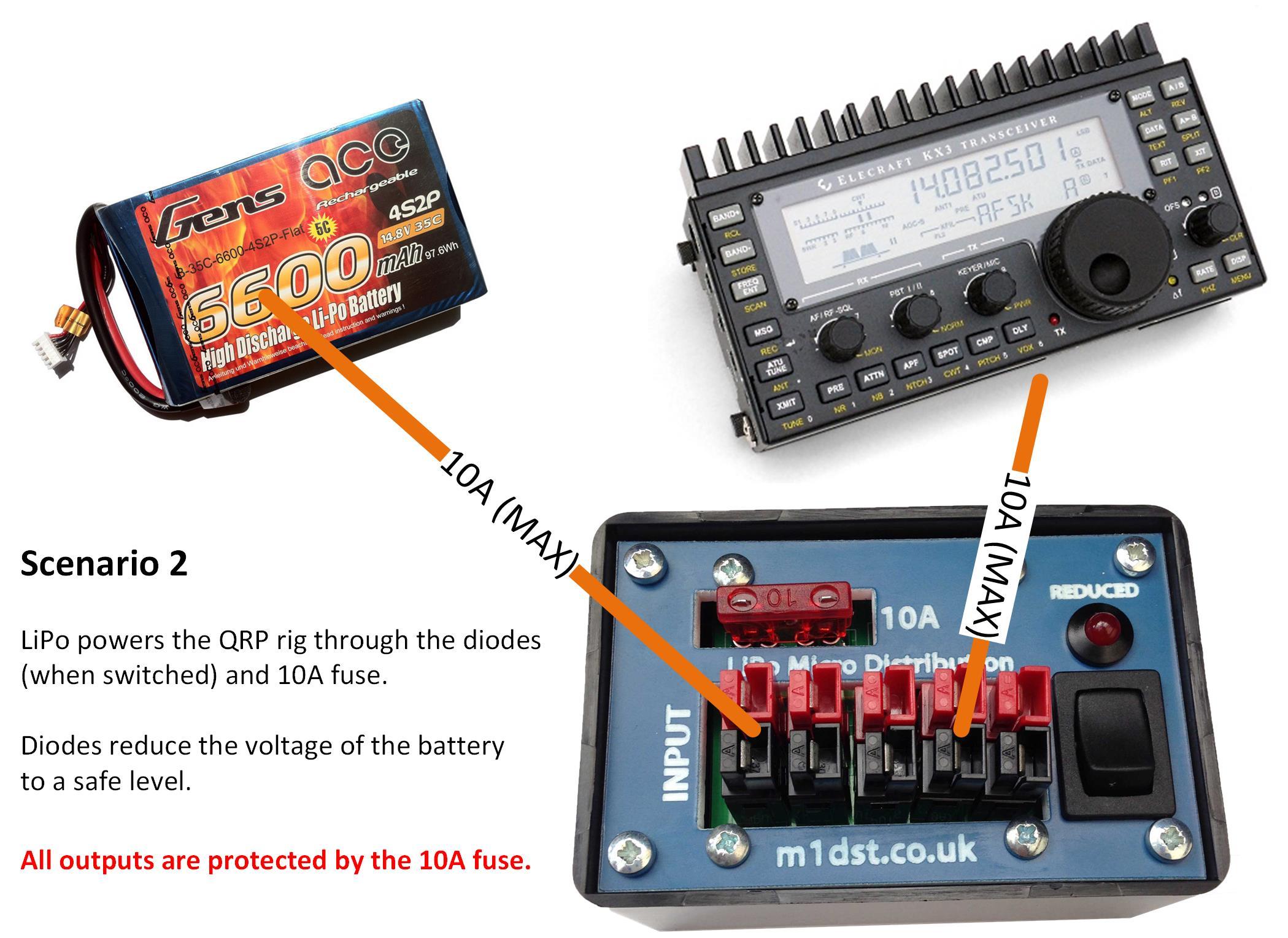 LiPo Powerpole DC Distribution - M1DST Blog