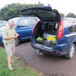 Barbury 2016 Week 4 - G4LDL Checking Weather Reports