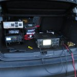 M0PBZ Car Boot Radios (with G4HGV IC7400)
